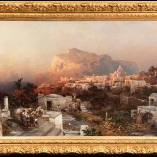 Franz Richard Unterberger 油畫