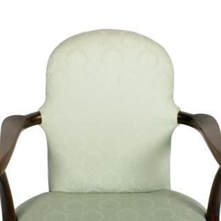 Queen Ann Style Writing Chair