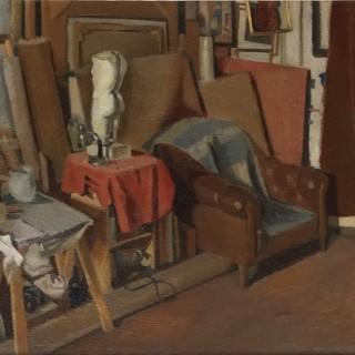 Studio Interior, 1931