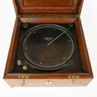WWII torpedo timer designed by Charles Frodsham,