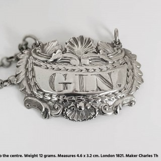 Georgian Spirit Label