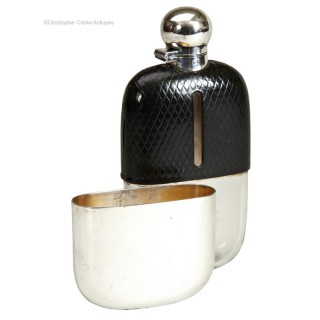 James Dixon & Sons Hip Flask