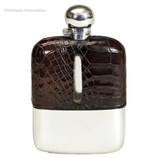 Barraclough & Son Medium Sized Hip Flask