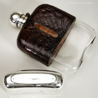 Barraclough & Son Medium Sized Hip Flask