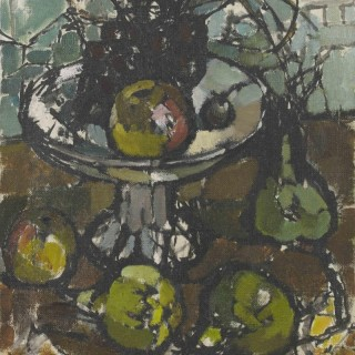 Fruit Still Life, 1963