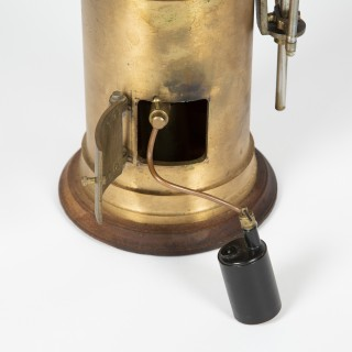 BAILEY'S VERTICAL HOT AIR ENGINE