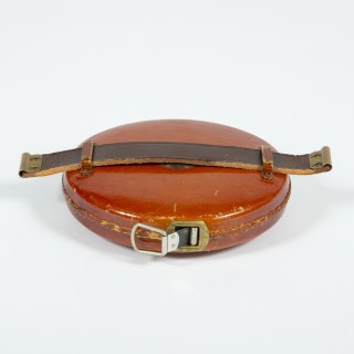 100 ft LEATHER CASED TAPE MEASURE by Rabone Chesterman.