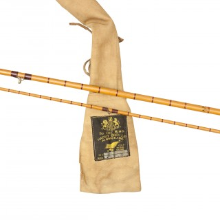Hardy Palakona Split Cane Trout Fly Fishing Rod. Hardy Bros. Alnwick