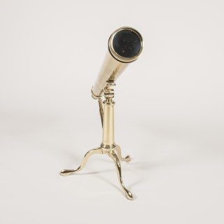 TELESCOPE BY JAMES PETTIT dated 1844