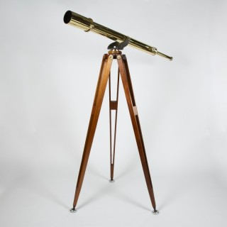 TELESCOPE BY BROADHURST & CLARKSON - Circa 1915