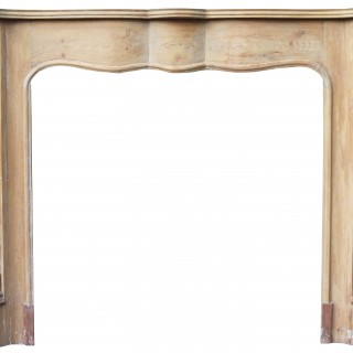 A Reclaimed Louis XV Style Sire Surround