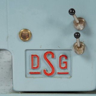 1/5TH SCALE EXHIBITION MODEL OF A DSG LATHE
