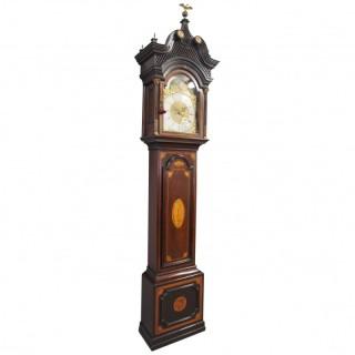 Victorian Longcase Clock by Sam Robson