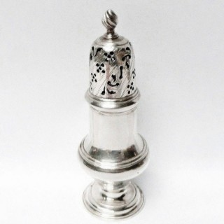 George III Silver Caster