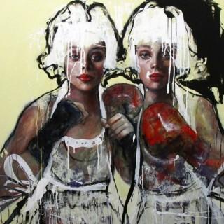 'Little Women' by Esther Erlich (born 1955)