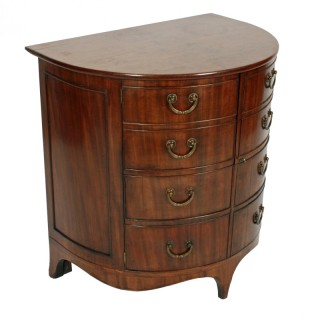 Gillows of Lancaster Mahogany Commode
