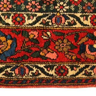 Antique Persian Bakhtiyar Rug 140x200cm