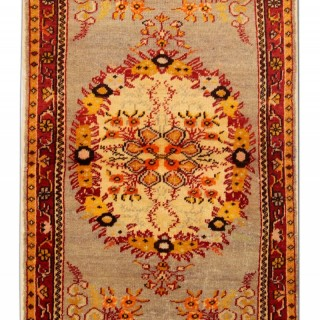 Antique Turkish Rug, Anatolia 55x88cm