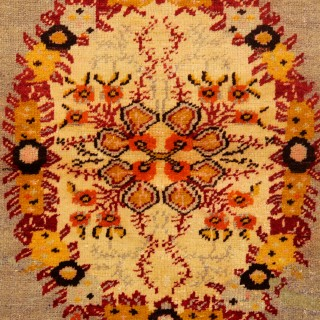 Antique Turkish Rug, Anatolia
