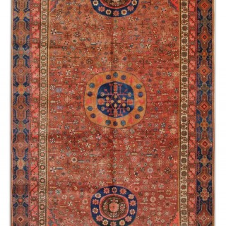 Rare Antique Khotan Rug