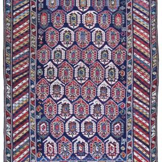 Antique Kuba rug