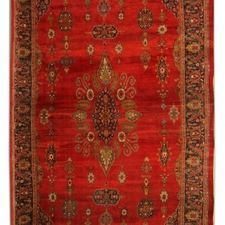 Antique Persian Ziegler Carpet 310x426cm