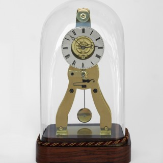 Great Exhibition Skeleton Timepiece