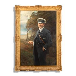 Major R Sloane-Stanley by George Hillyard Swinstead, 1916