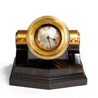 A 'Mortar' timepiece by Thomas Cole