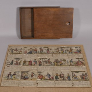 Antique Early 19th Century Puzzle by William Darton