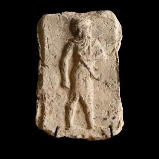 Old Babylonian Votive Plaque