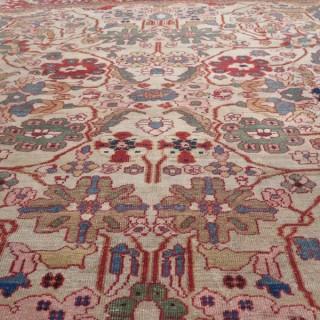 Exceptional Ziegler Sultanabad carpet
