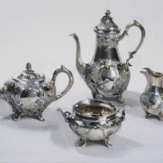 Silver Baroque Four