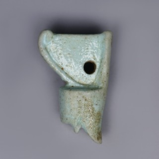 Ancient Egyptian Amulet of the Deseret Crown