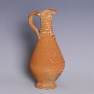 Trefoil Spouted Nabataean Jar