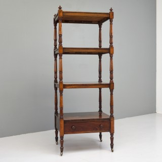 Rosewood Stand