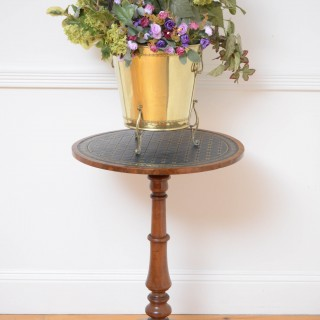 Edwardian Brass Planter  Coal Bucket