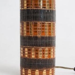 Mid-Century Bitossi Table Lamp Attributed To Aldo Londi