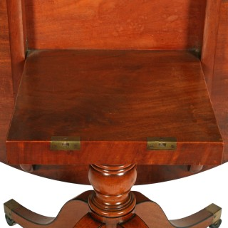 Georgian Mahogany Centre Table