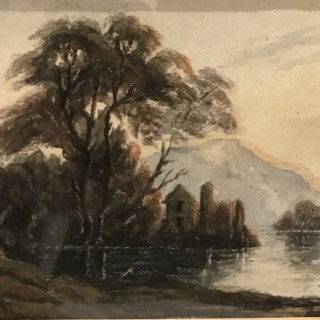 C19th Watercolour
