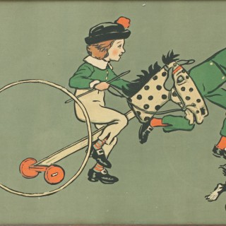 Cecil Aldin, Boys and Girls Come Out to Play
