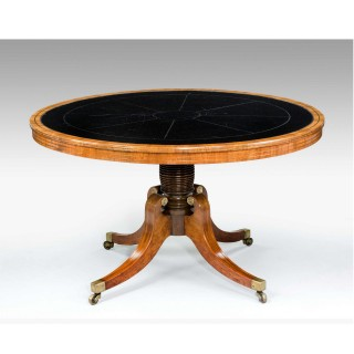 Regency Period Kingwood Centre Table