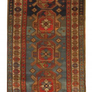 Antique Caucasian Shirvan- Kazak Rug