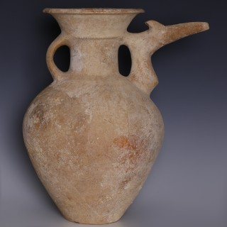 Luristan Jug with Beaked Spout