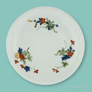 Meissen Rare Kakiemon Style Dish, c.1730