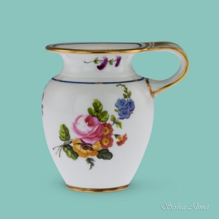 Sèvres Rare Cream Pot, c.1829