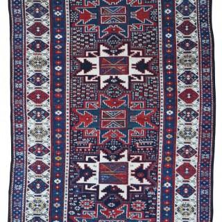 Antique Kuba rug, Caucasus