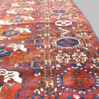 Fine Tekke Main carpet