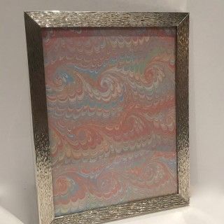 Rare Dunhill Silver Frame