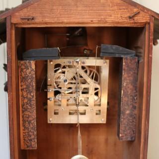 Black Forest Cuckoo Mantel Clock